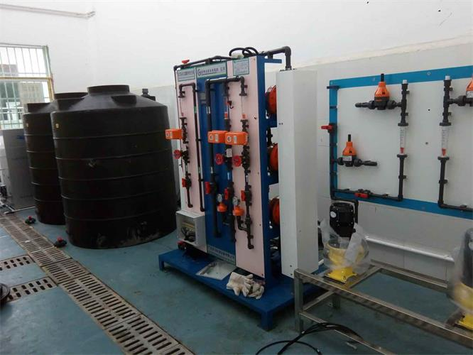 Guizhou water plant disinfection
